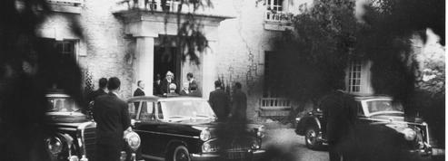 À Colombey, la Boisserie, rêve rustique du général de Gaulle