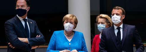 Plan de relance européen: Paris et Berlin calent face aux «frugaux»