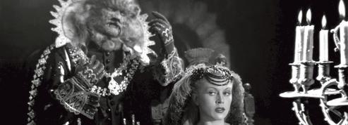 La Belle et la Bête de Jean Cocteau (1946), il était une fois des diamants