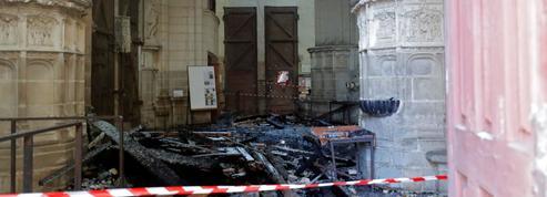 Après Notre-Dame de Paris, l'incendie de la cathédrale de Nantes, un drame qui blesse tous les cœurs