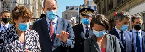 Incendie de la cathédrale: trois ministres sur place pour partager l'émotion des Nantais