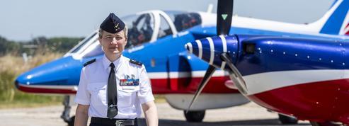 Dominique Arbiol, une femme général à la tête de l'École de l'air