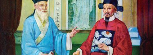 Quand les jésuites évangélisaient la Chine
