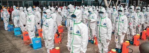 Histoire des virus qui trouvent leur origine en Chine