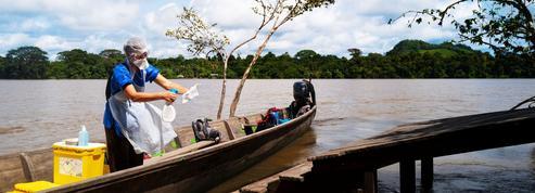 Covid-19: alerte en Guyane, le territoire français le plus touché par le virus