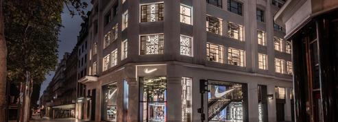 Nike réinvente ses magasins grâce au digital