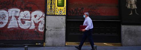 L'Europe du Sud paye le plus lourd tribut à la crise du Covid-19