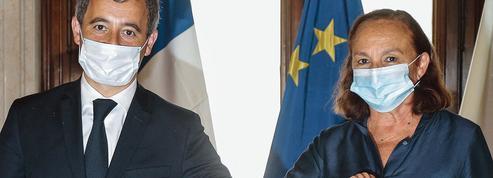 Migrants: à Rome, Darmanin fait le constat de «difficultés» communes avec Paris