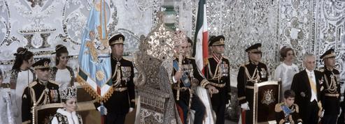 Henri IV, Nasser, le chah d'Iran…nos archives de la semaine sur Instagram