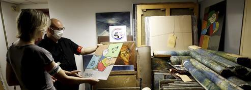 Trafics d'art: quand les faussaires remplacent les voleurs