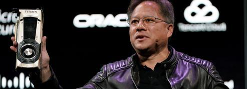 Nvidia veut profiter des déboires de Softbank pour mettre la main sur ARM