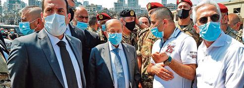 Liban: après le drame, la corruption et l'impunité de la classe politique en accusation