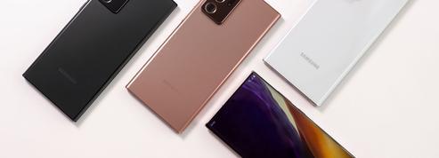 Samsung part à la reconquête de son leadership dans les smartphones