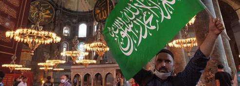 Sainte-Sophie, la reconquête turque d'un symbole chrétien