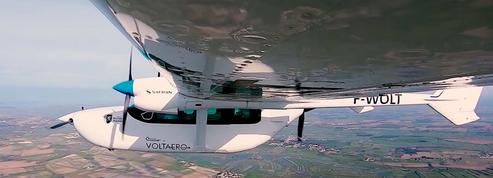 VoltAero décolle pour un tour de France en avion électrique