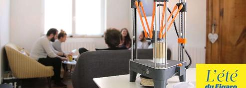 Dagoma Magis, l'imprimante 3D qui joue les artistes