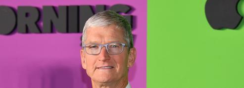 Grâce au succès d'Apple, son PDG Tim Cook devient milliardaire