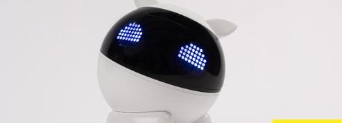 Winky le robot éveille les enfants au monde de demain