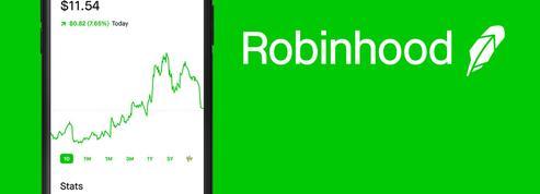 Robinhood, l'application qui séduit les apprentis traders