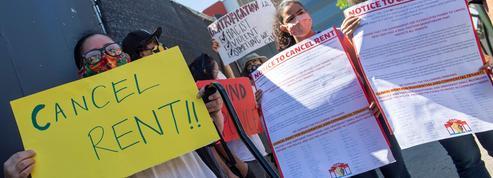 Logement: une vague d'expulsions redoutée aux États-Unis