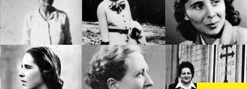 Les femmes compagnons de la Libération, soldates inconnues de la Résistance