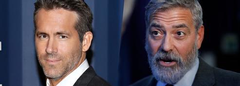 La tequila de George Clooney mélangée au gin de Ryan Reynolds
