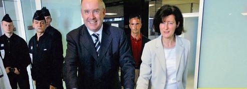 Dominique Bussereau et l'émotion du dernier vol du Concorde