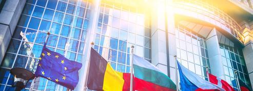 En zone euro et en Allemagne, le virus pèse sur la reprise