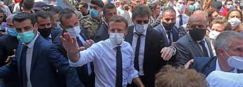 Macron à Beyrouth: «L'avenir du Liban dépend d'abord des Libanais eux-mêmes»