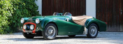 Une Triumph TR2 adjugée 200 000 dollars