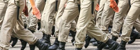 Michel Goya: «Le rôle de l'armée n'est pas d'éduquer les jeunes délinquants»