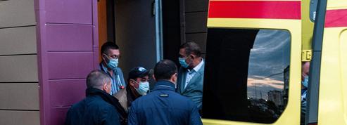 Navalny empoisonné au Novitchok, Moscou sous pression