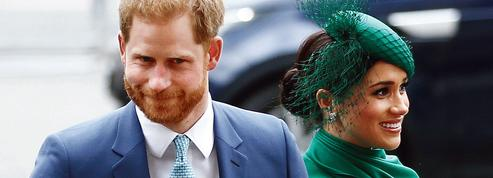 Harry et Meghan s'allient au roi du streaming Netflix