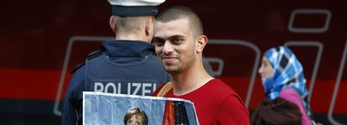 Cinq ans plus tard, l'Allemagne a digéré la vague migratoire malgré des ratés