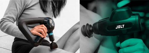 Le pistolet de massage, pour récupérer ou réduire les douleurs en douceur