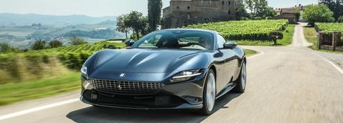 Ferrari Roma, le retour des GT bourgeoises