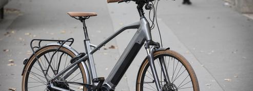 O2Feel iSwan N5E Di2, un vélo électrique chic et automatique