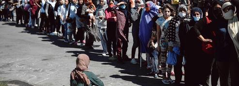 Après l'incendie à Lesbos, les Européens confrontés à un nouveau test de solidarité
