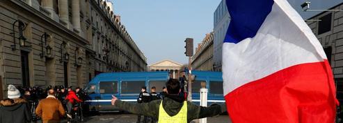 Suivez en direct la nouvelle mobilisation des «gilets jaunes» à Paris