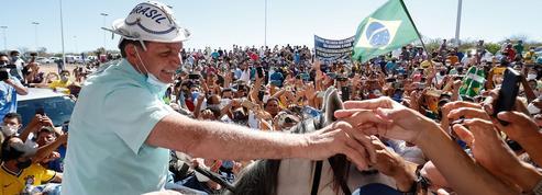Au Brésil, les habits neufs de Jair Bolsonaro