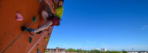 La plus haute salle d'escalade de France au service de la régénération urbaine