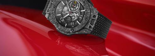 Hublot et Ferrari puissance mille