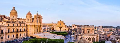 Noto, la cité sicilienne baroque reconstruite sur les décombres du séisme de 1693
