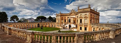 À Bagheria, ces folles villas de la noblesse sicilienne du XVIIIe siècle