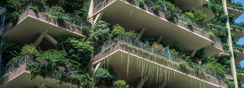 Dans ces immeubles ultra-végétalisés, les plantes font fuir les occupants