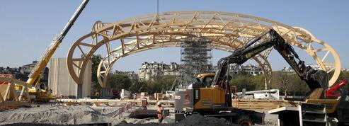 Champ-de-Mars : un Grand Palais pas si éphémère