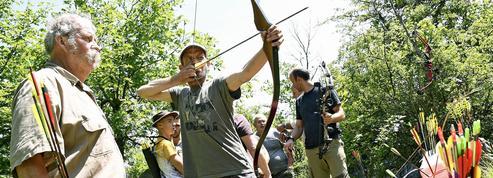 De plus en plus d'adeptes de la chasse à l'arc