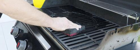 Nettoyer le barbecue