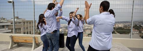 Sur les hauteurs de Beyrouth, le collège Notre-Dame de Jamhour forme les jeunes Libanais à l'excellence