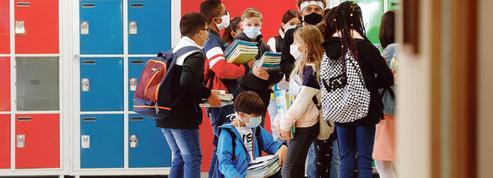Covid-19: le protocole sanitaire allégé entre en vigueur dans les écoles